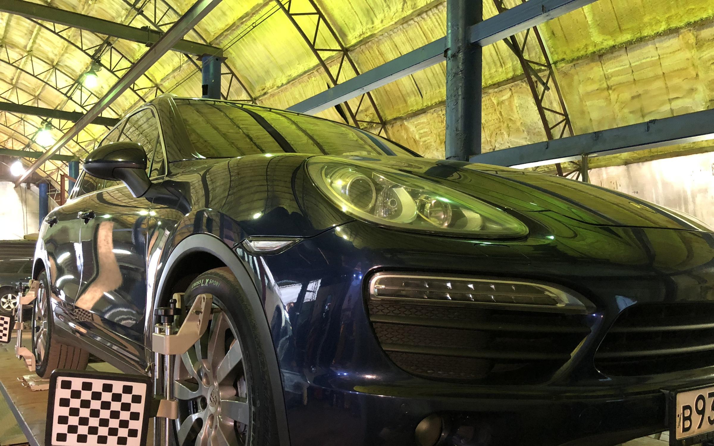 фотография Автосервиса GTI-Motors в Приморском районе