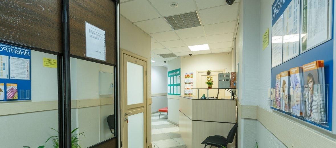 Фотогалерея - Краевой лечебно-диагностический центр на улице Авиаторов