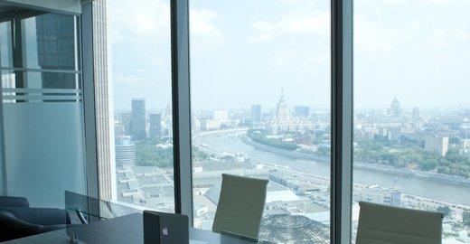фотография Коворкинг-центра Office 24/7 на Пресненской набережной