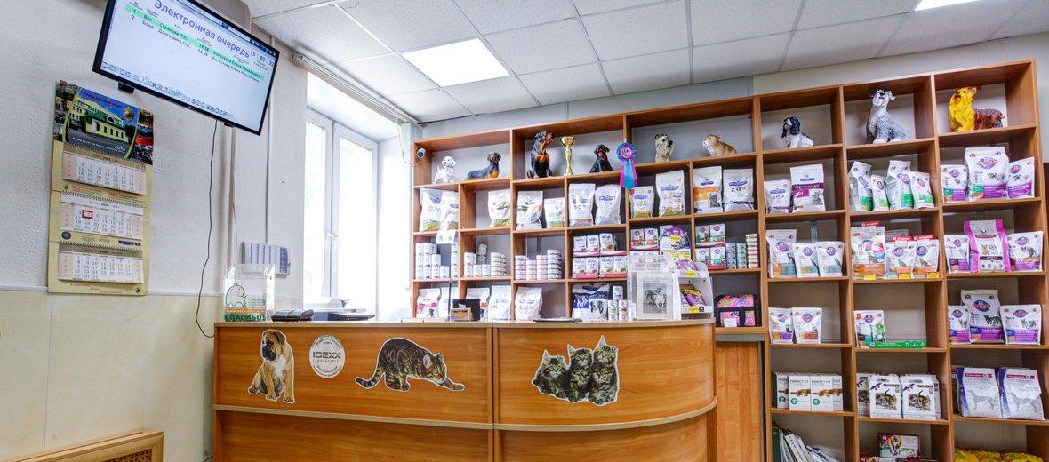 Фотогалерея - А.М.Вет, сеть ветеринарных центров