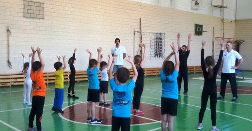фотография Физкультурно-спортивный клуб Fitness Sports Kids в Днепровском районе
