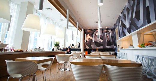 фотография Ресторана Correa`s в БЦ Метрополис на Ленинградском шоссе
