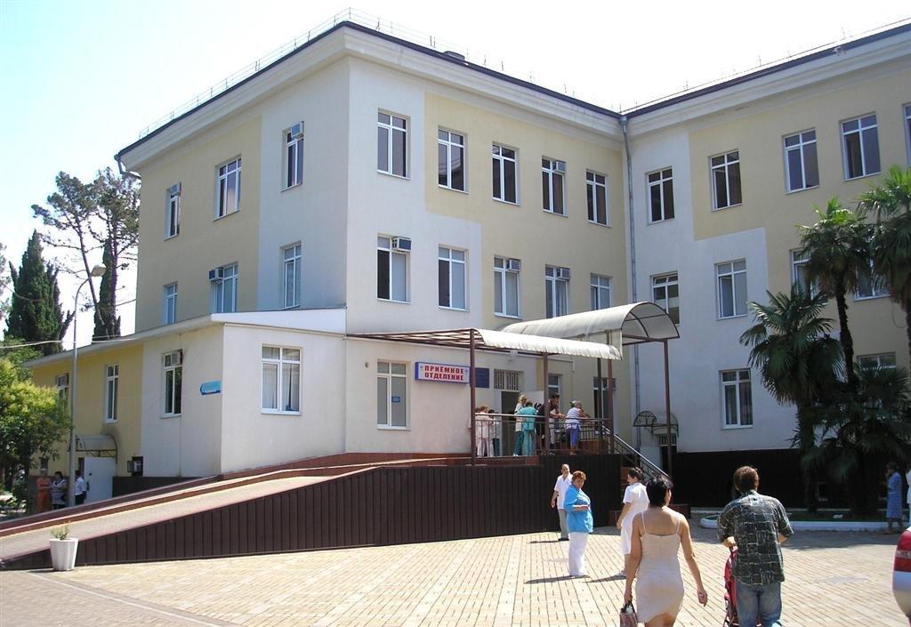 фотография Краевой больницы №4 на улице Кирова