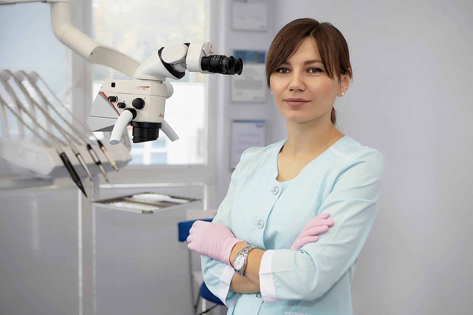 фотография Стоматологии Зубная Формула