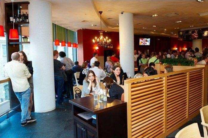 фотография Ресторана Italy Запад в ТЦ APRIORI