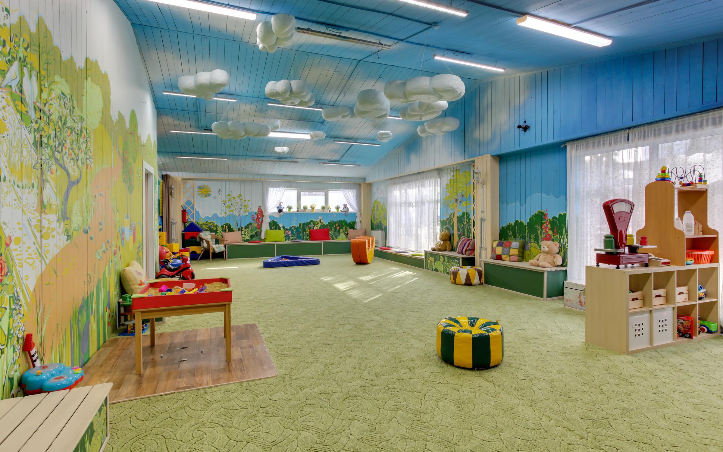 фотография Досуговый клуб для детей Детская веранда на Большой Филёвской улице