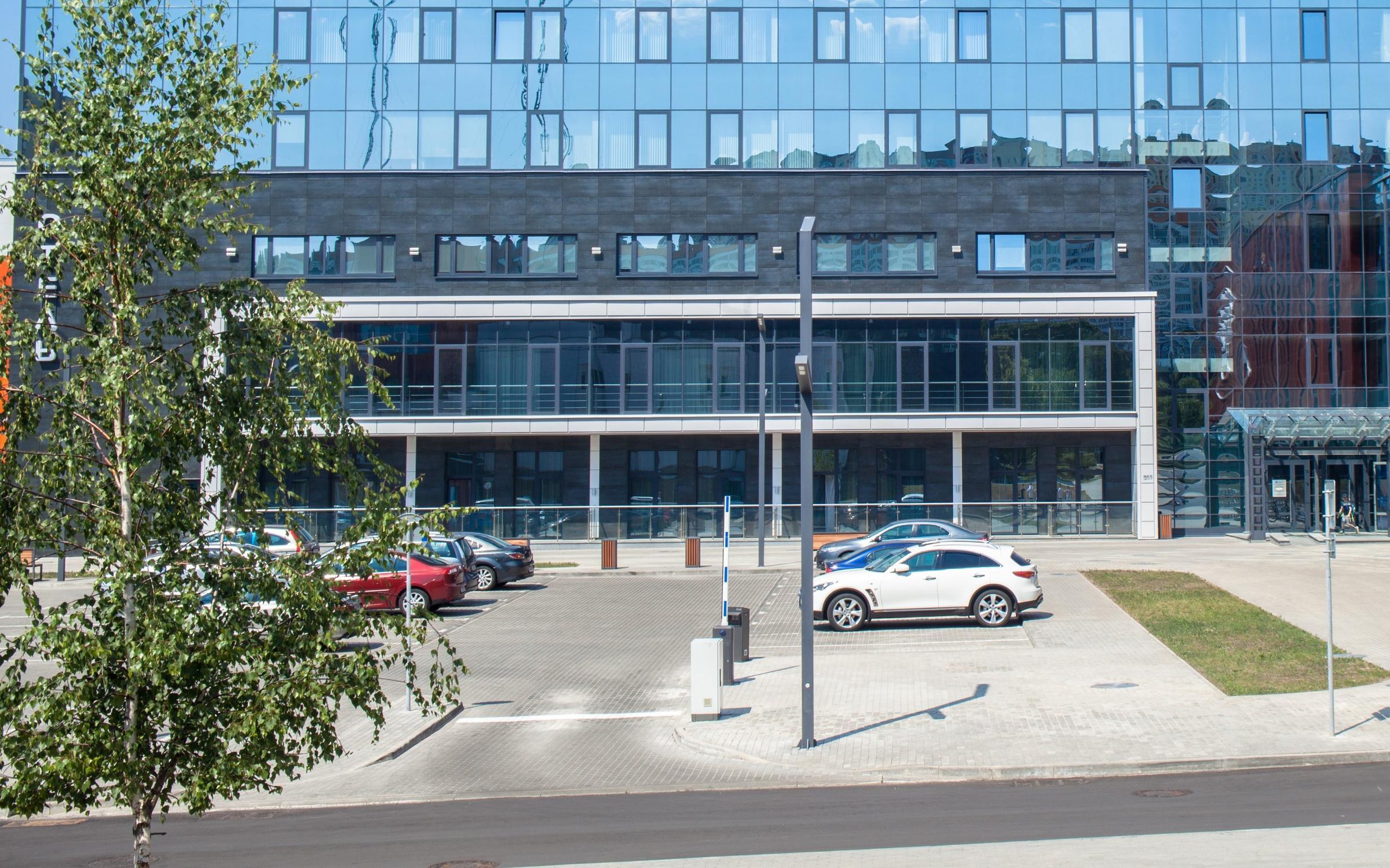 фотография Медицинского центра Аква-Минск Клиника на улице Рокоссовского