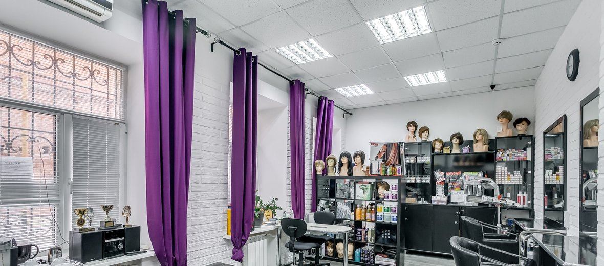 Фотогалерея - Салон красоты Пурпур на улице Максима Горького