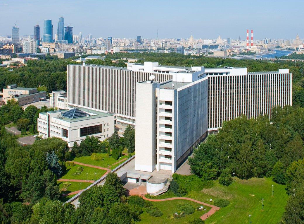 фотография Объединенная больница с поликлиникой на Мичуринском проспекте