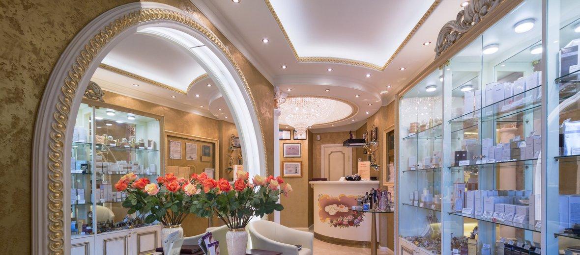 Фотогалерея - Версаль, салоны красоты