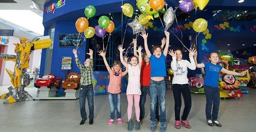 фотография Парка развлечений Парквик в ТЦ Москворечье