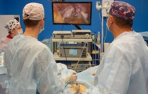 фотография Операции при миоме матки