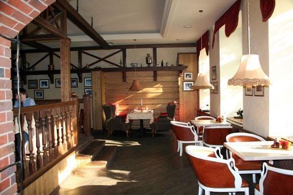 Фотогалерея - Ресторан 12 стульевъ на Зеленском съезде