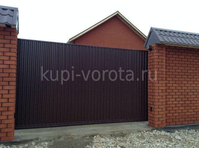 фотография Торгово-производственная компания автоматических ворот kupi-vorota в деревне Ельня