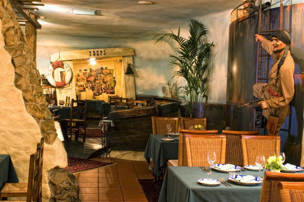фотография Ресторана Белое солнце пустыни на Неглинной улице