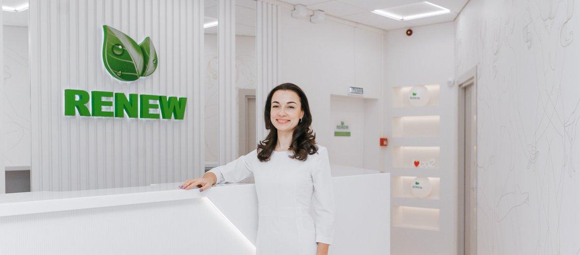 Фотогалерея - Косметологическая клиника ReNew на набережной Тараса Шевченко