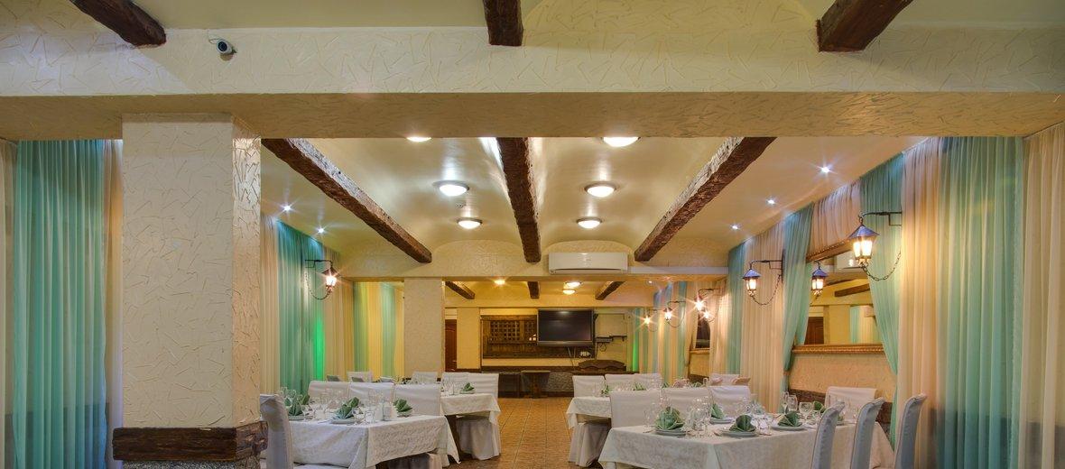 Фотогалерея - Ресторан Золотое время в Царицыно