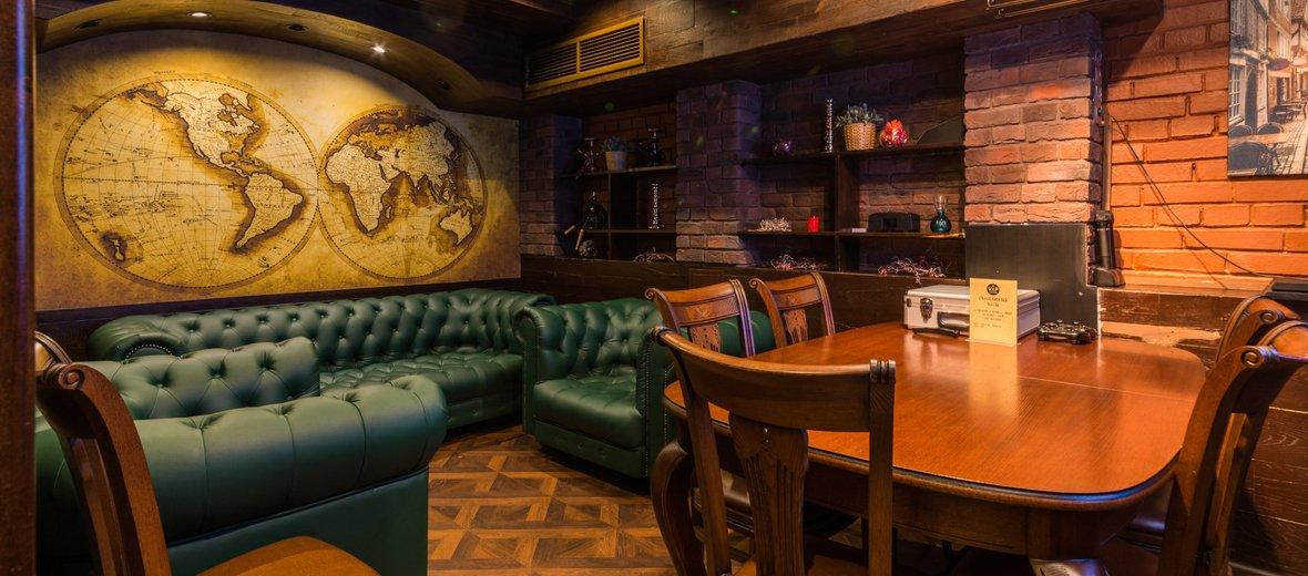 Фотогалерея - Кальян-бар VIP Lounge в Большом Дровяном переулке