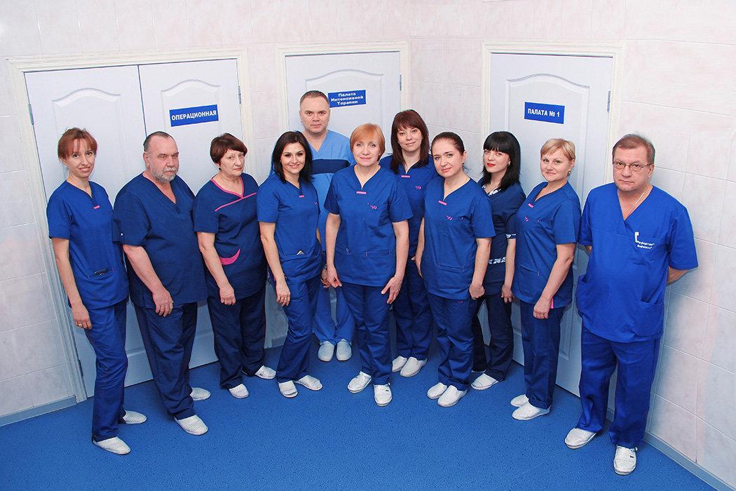 фотография Клиники им. В.И. Грищенко Отделение оперативной гинекологии на улице Полтавский Шлях
