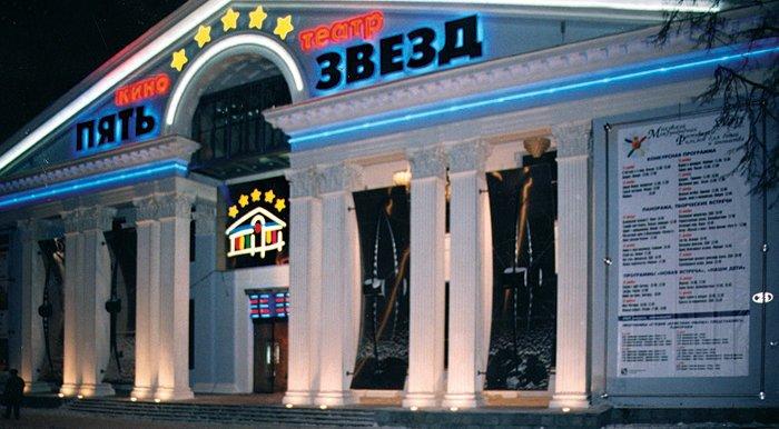 Рейтинг кинотеатров в самаре