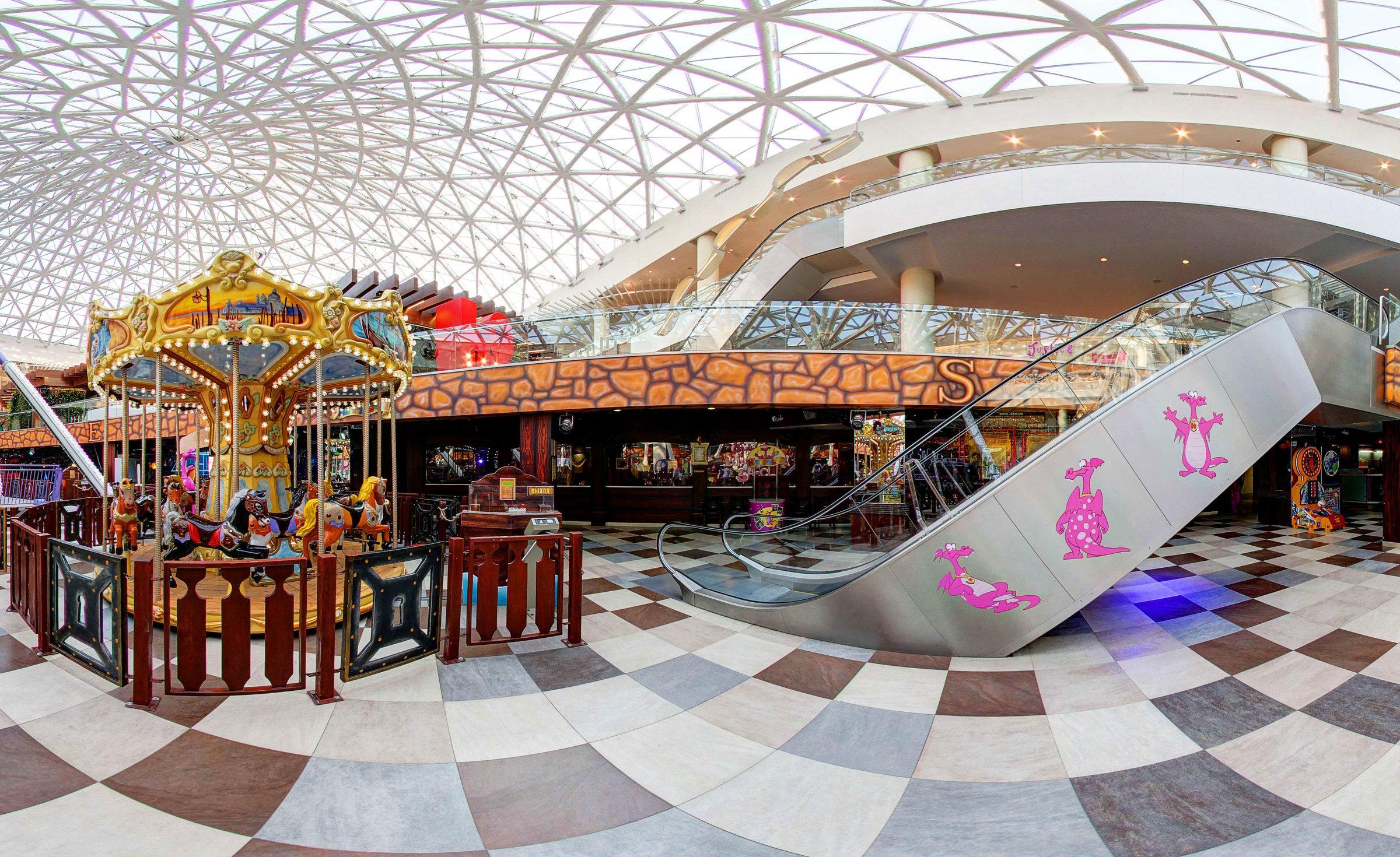 фотография Парк аттракционов HAPPYLON Pirates Park в ТЦ Vegas