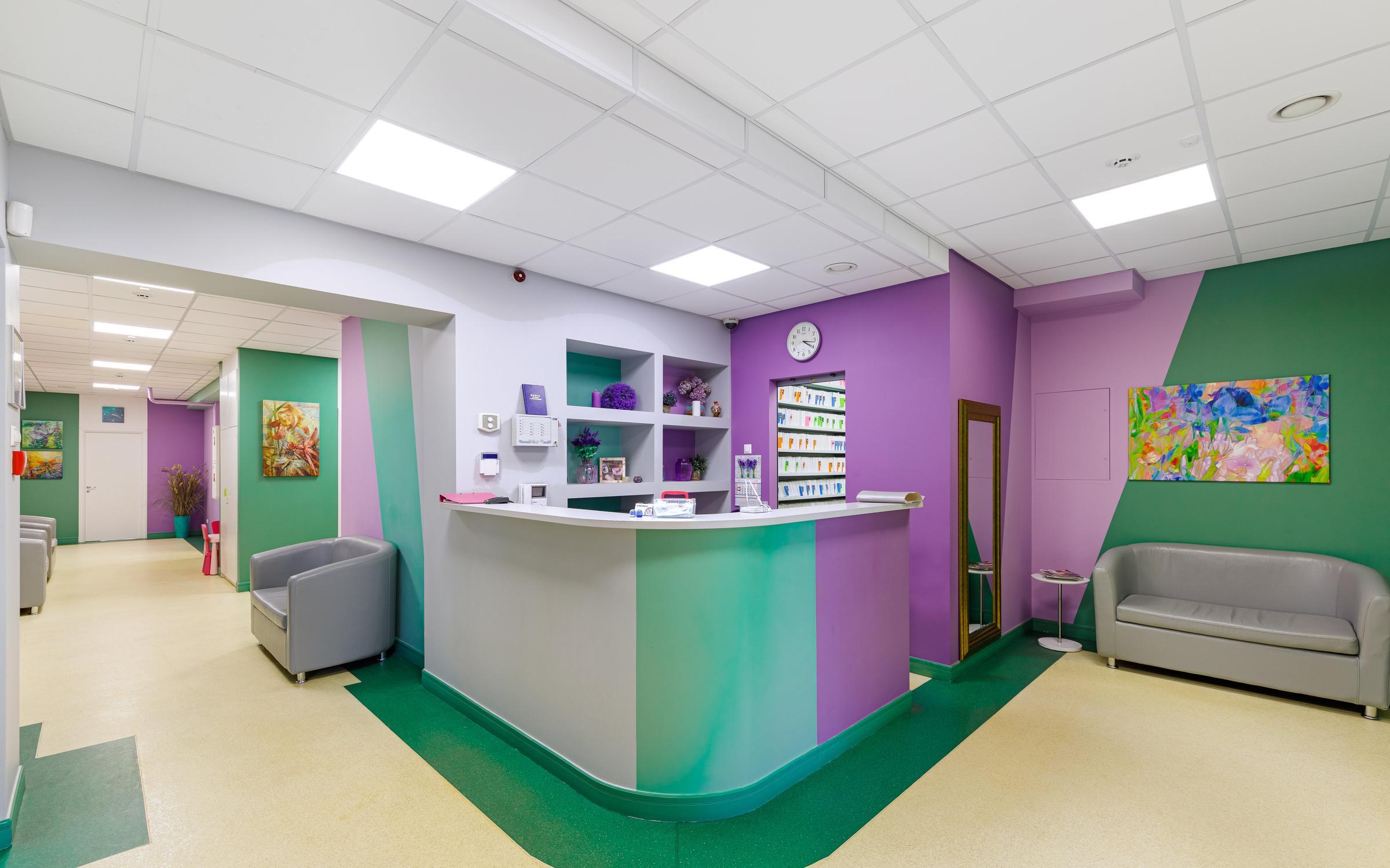 фотография Медицинского центра Медионика на Ходынском бульваре
