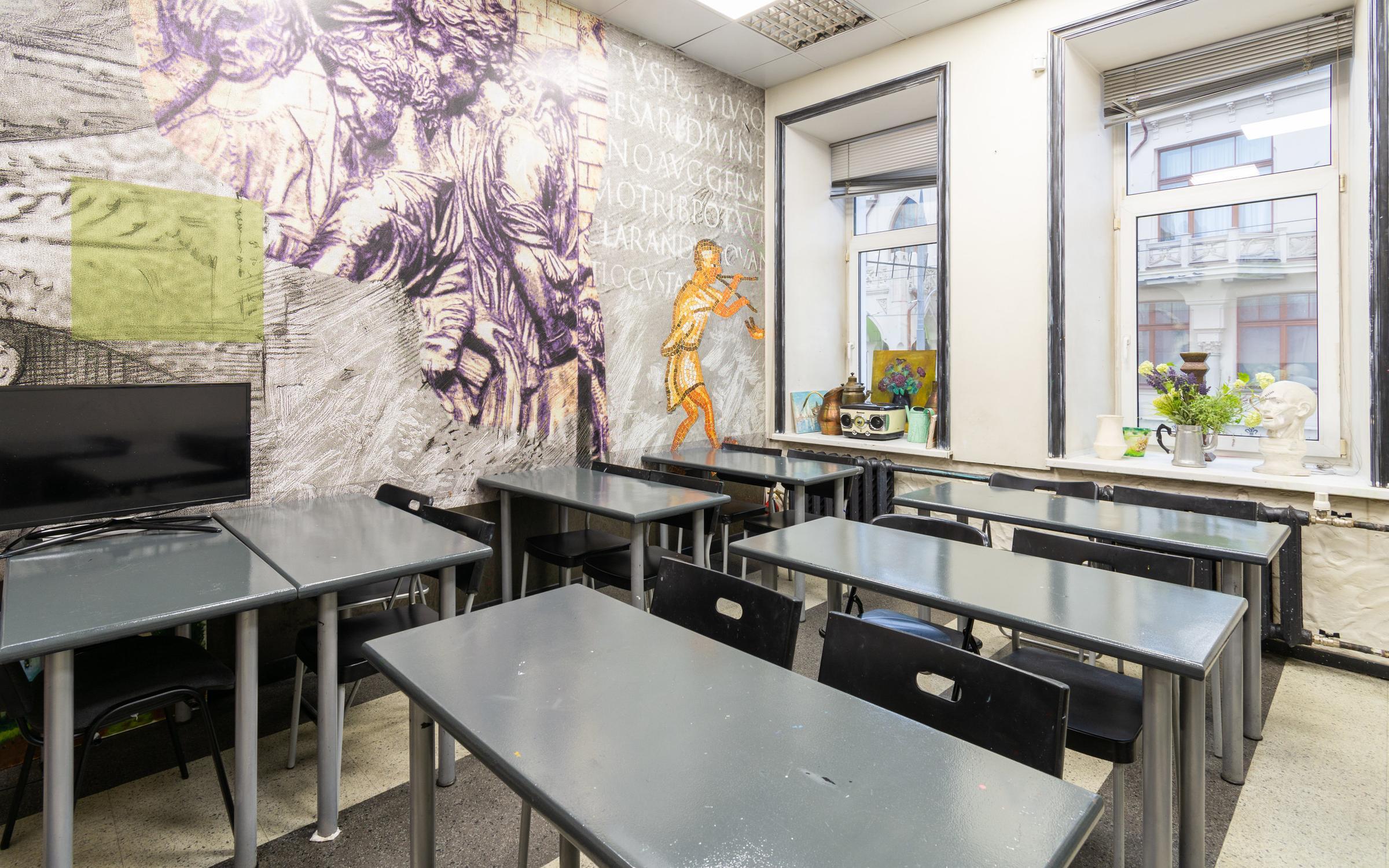 фотография Школы дизайна на метро Добрынинская