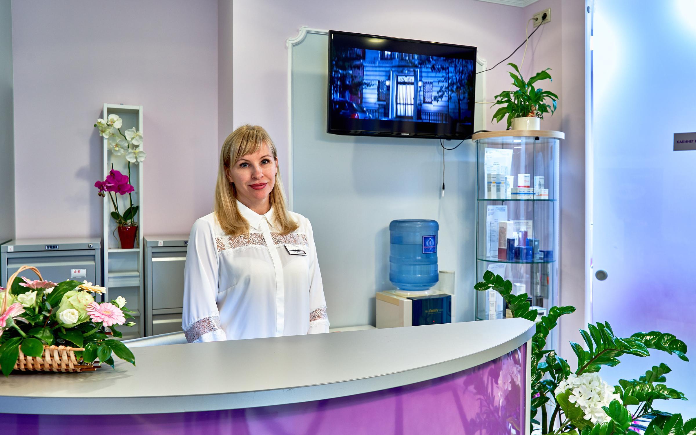 фотография Центра косметологии и эпиляции Доктор Лазер на метро Третьяковская