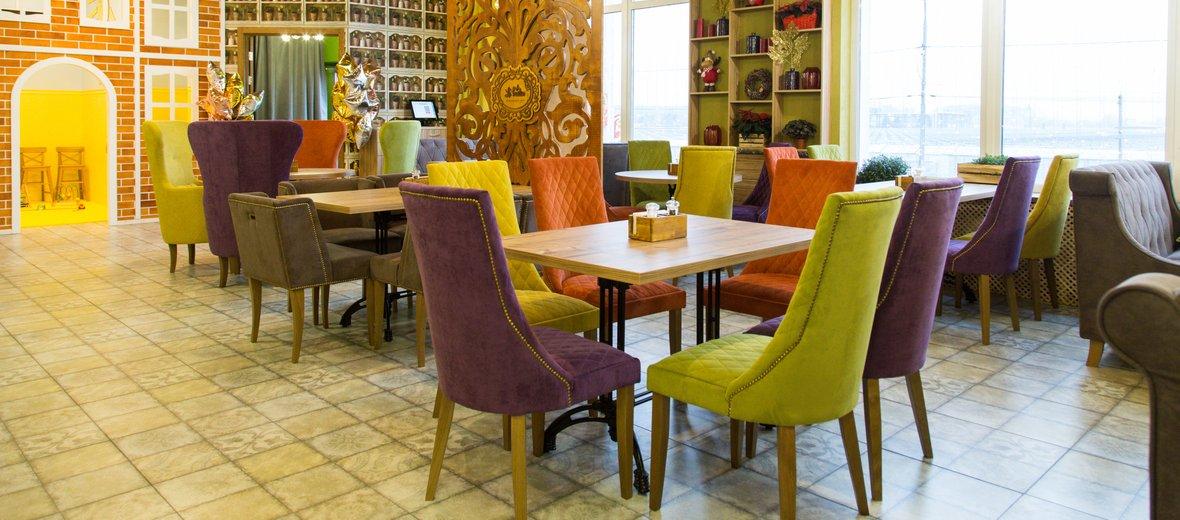 Фотогалерея - Итальянское кафе La Basilico на улице Анны Ахматовой