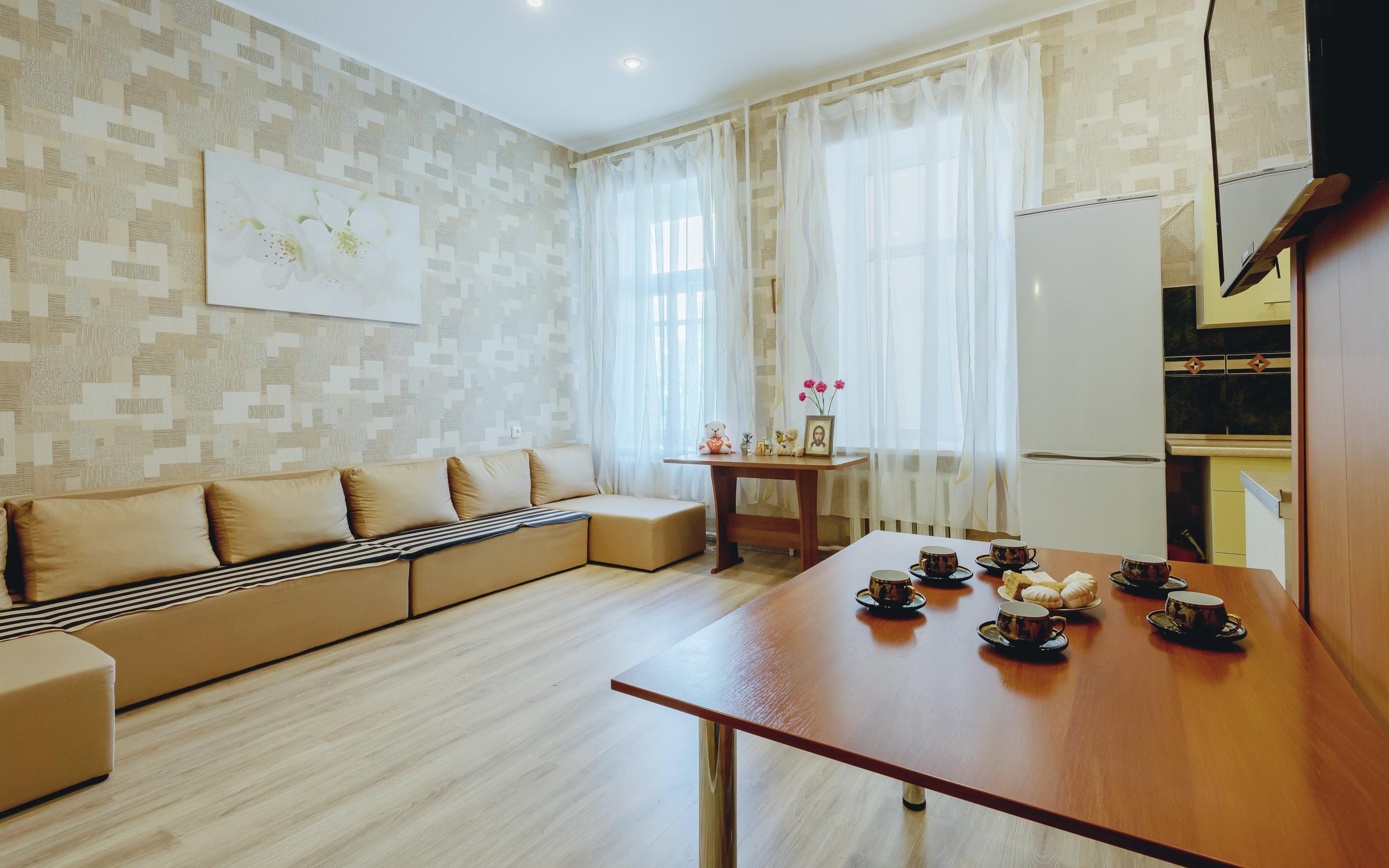 фотография Частного пансионата Как дома в Василеостровском районе