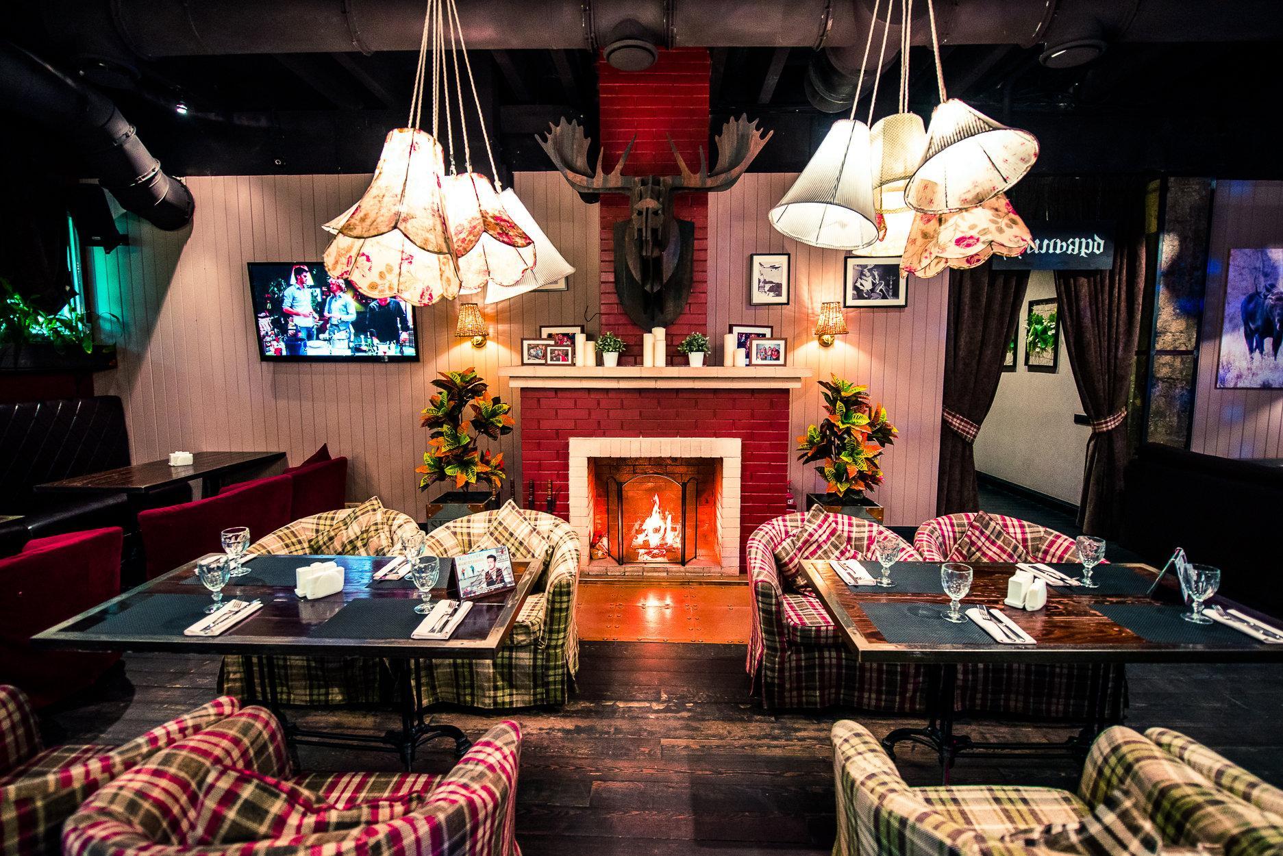фотография Бара-ресторана Сытый Лось в Коломенском проезде