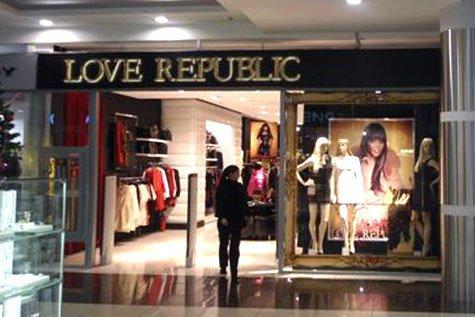 фотография Магазина LOVE REPUBLIC в ТЦ Globus