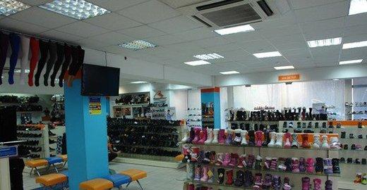 916e5dde434d Магазин обуви БашМаг на улице Молостовых - отзывы, фото, каталог товаров,  цены, телефон, адрес и как добраться - Одежда и обувь - Москва - Zoon.ru