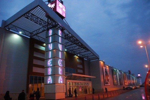 ТРЦ Rivera Shopping City – мир шопинга и развлечений