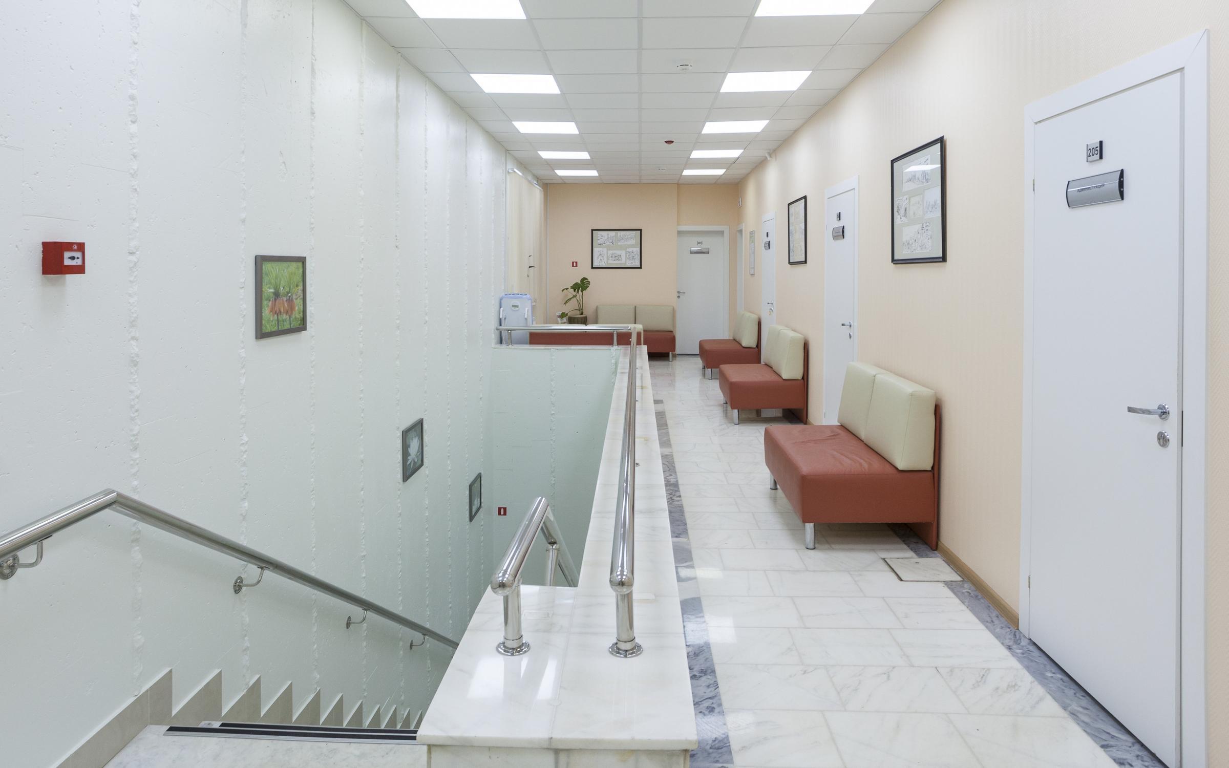 фотография Клиники Семейный доктор на Озерковской набережной