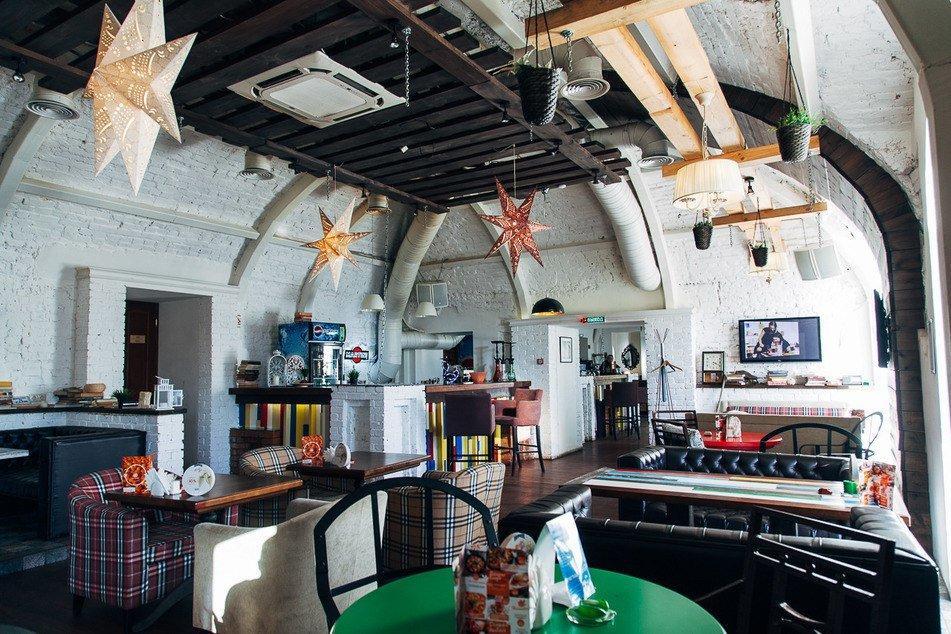 фотография Ресторана ВСЕ СВОИ Lounge на улице Пушкина