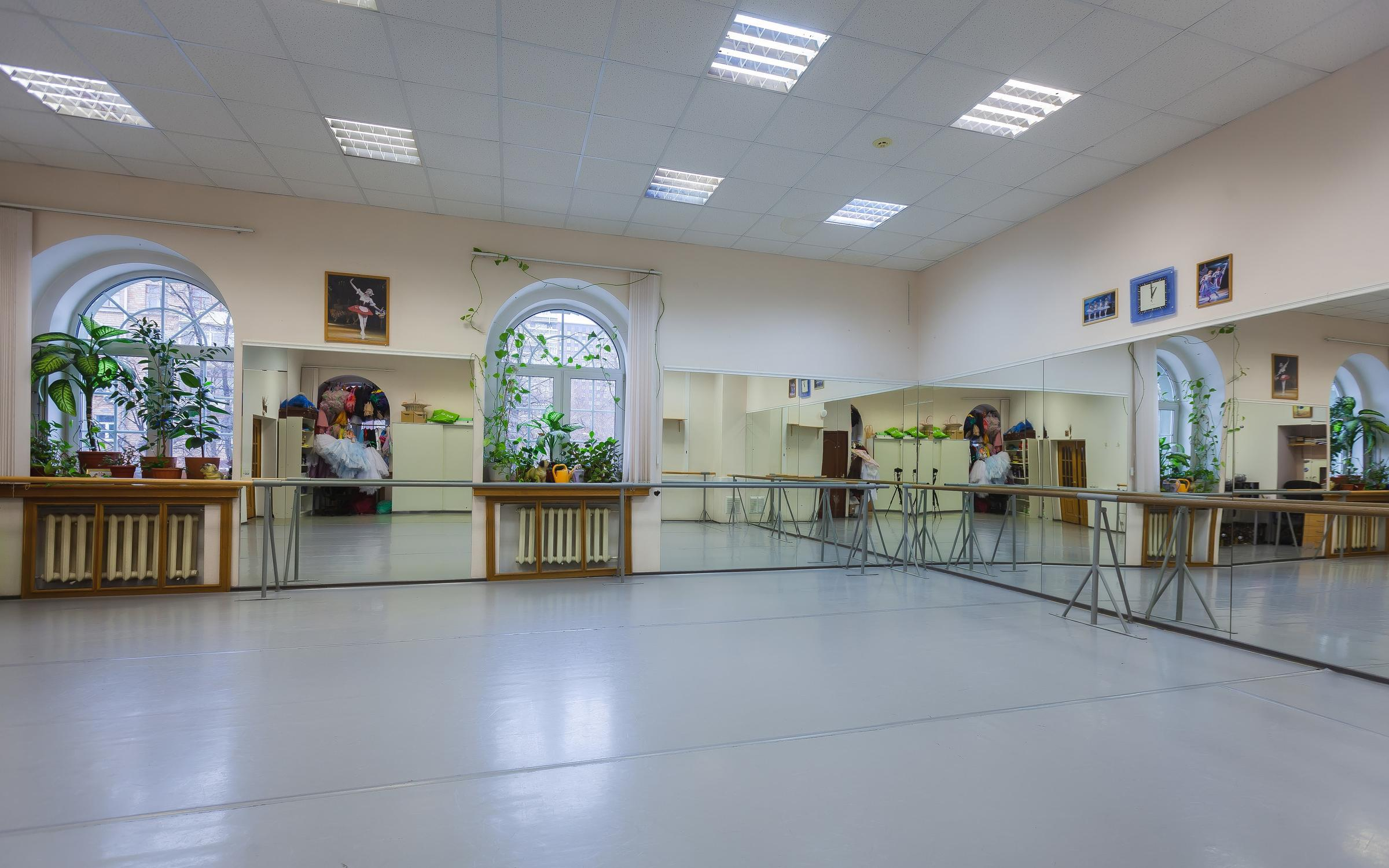 фотография Детской балетной школы АкТер на метро Белорусская