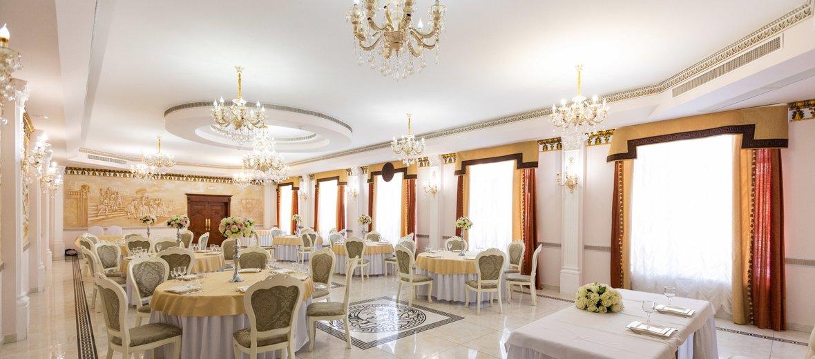 Фотогалерея - Ресторан Жемчужина на улице Мечникова