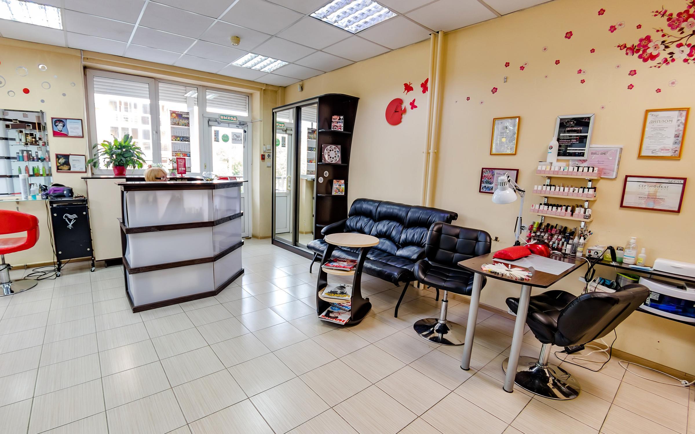 фотография Салона-парикмахерской Стрижка на Советской улице
