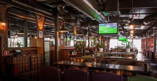 фотография Ресторана Temple Bar на Войковской