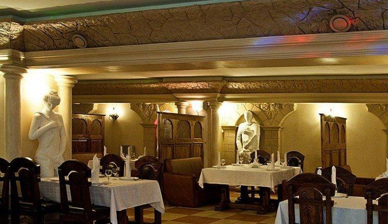 фотография Ресторана Ахиллес на Сиреневом бульваре