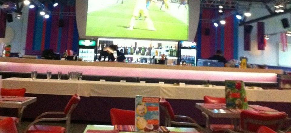 фотография Спорт-кафе Космик в ТЦ МЕГА Белая Дача
