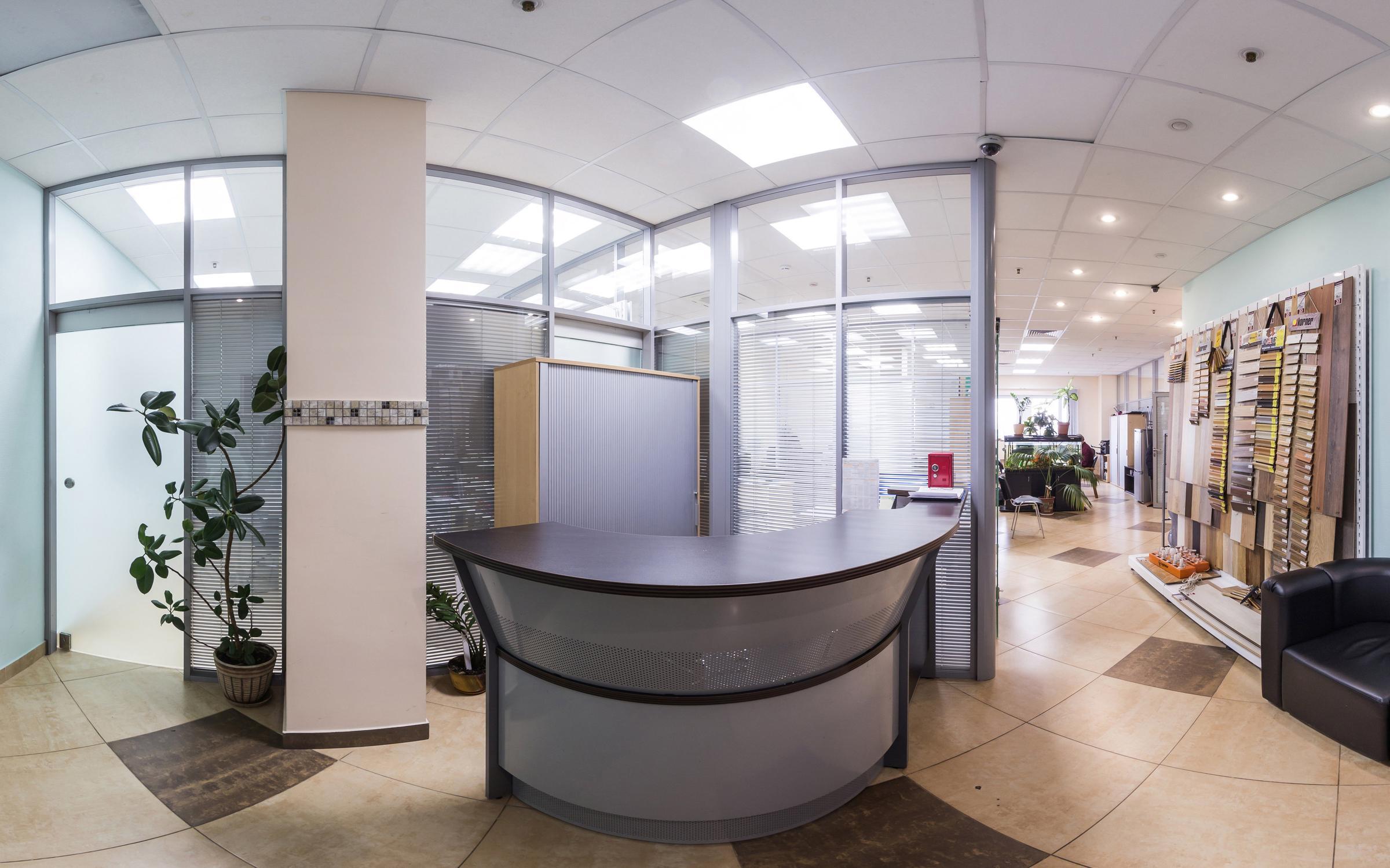 фотография Клининговой компании СВ Клининг в ТЦ Авиамоторная 50