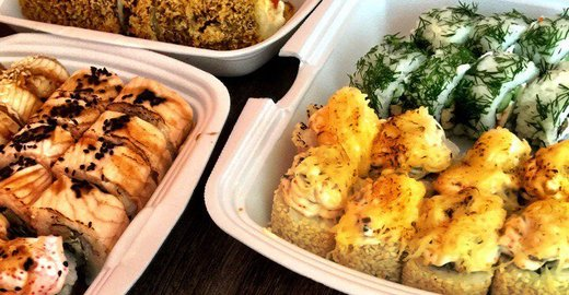 фотография Службы доставки еды Суши Банда на улице Ладо Кецховели, 69