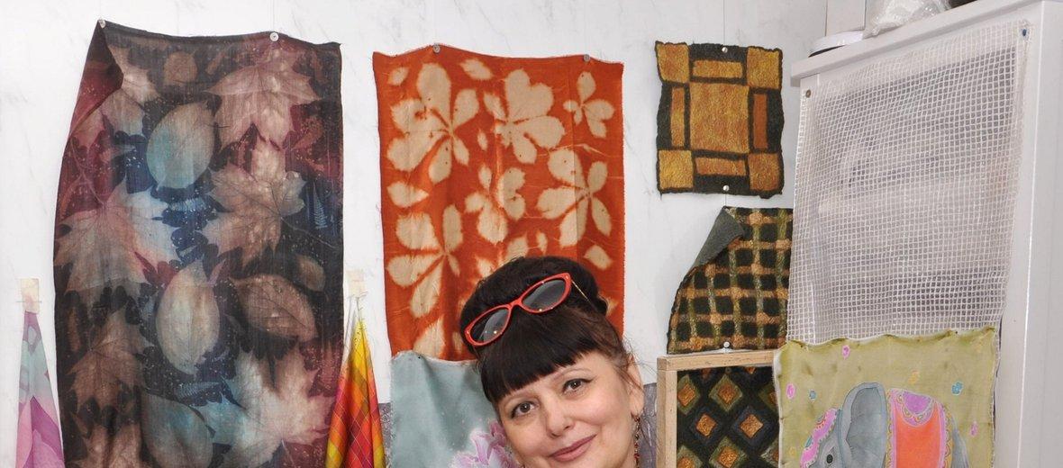 Фотогалерея - Школа живописи и текстильного дизайна