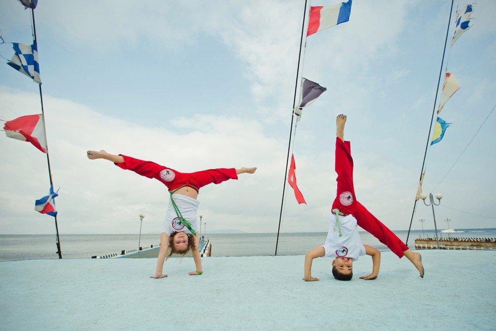 фотография Спортивного клуба Федерация капоэйры г.Владивостока