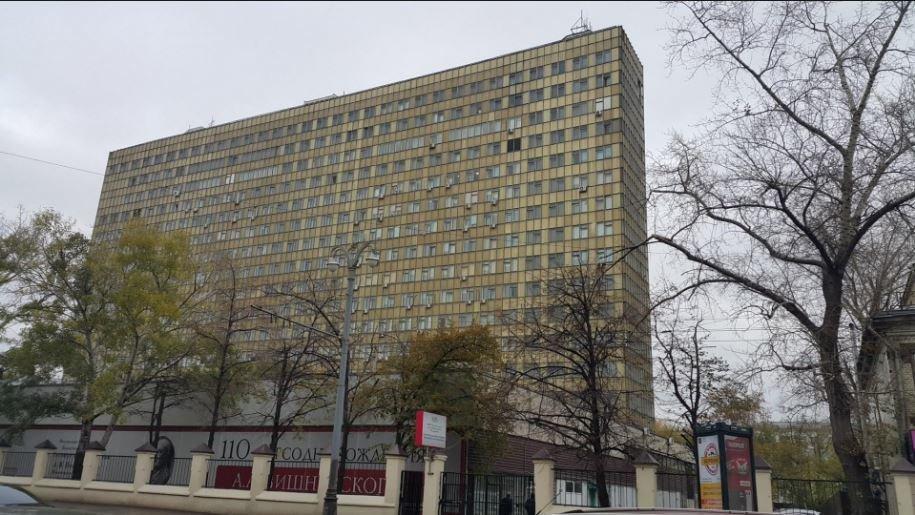 фотография Института хирургии им. А.В. Вишневского на Большой Серпуховской улице