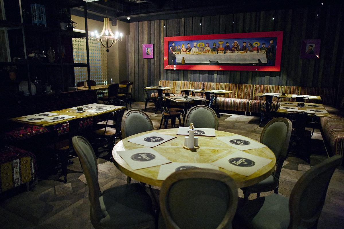 фотография Ресторана Кеци в ТЦ Измайловский