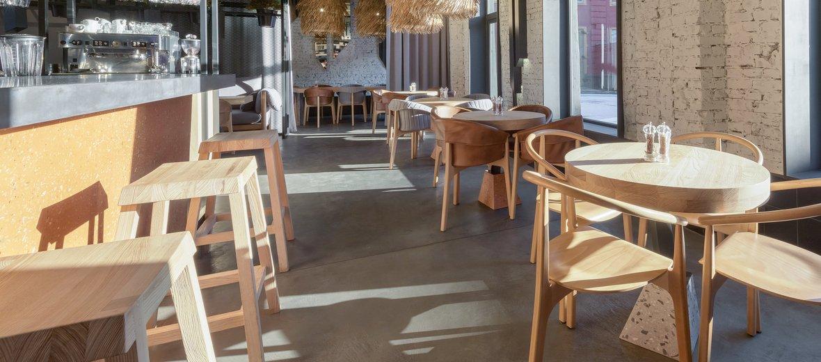 Фотогалерея - Рестобар северной кухни Lodbrok в Петергофе
