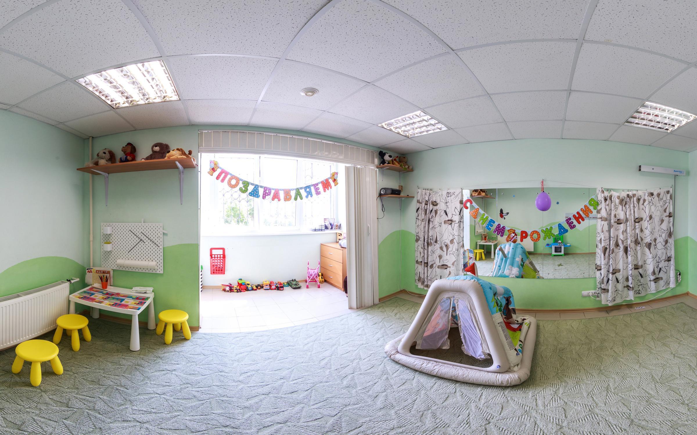 фотография Детского развивающего центра Сундучок-затейник на улице Гурьянова